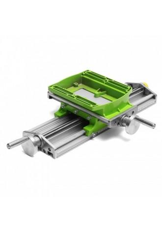 Bg6330 small precision milling machine worktable multifunctional drilling vise fixture worktable