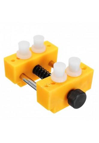 Table clamp, mini table vise, resin model, gun block part, fixed bracket model, like painting tools