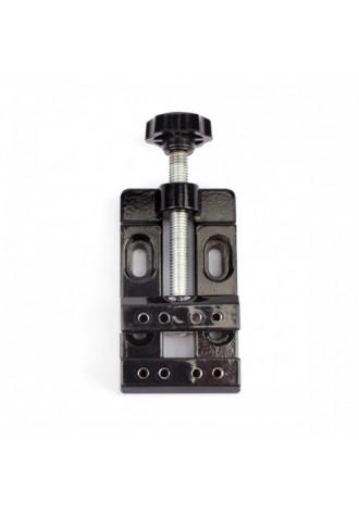 57mm adjustable Mini vise drilling machine vise opening parallel vise DIY carving craft hand tool