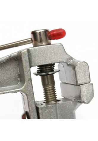 Aluminum DIY tool table vice base workshop fixture fixing tool