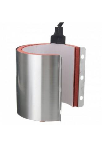 220V 1000W multi-function hot press with 11 oz straight barrel cushion