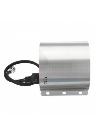 220V 1000W multi-function hot press with 6 oz straight barrel cushion